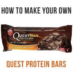 Quest protein bars are awesome. I recommend them, and everybody loves them. They're high in protein, legitimately low in carbs (no sugar alcohols), they're filling, delicious, but&#8230…