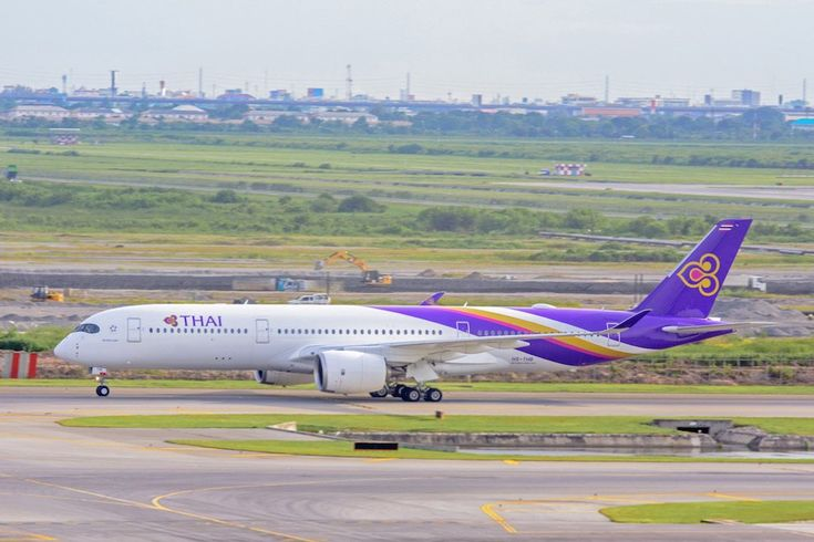 Thai Airways Plots Return to United States Two Years After Withdrawing