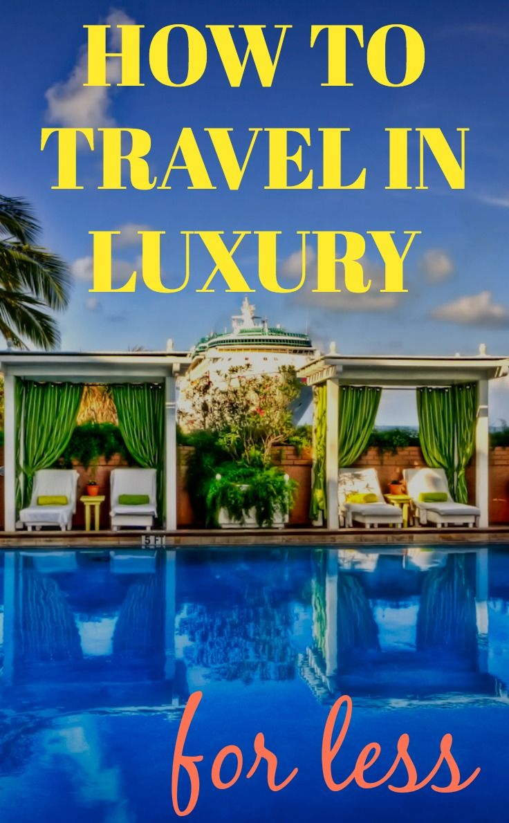 It is possible to travel in luxury on a budget. Europe for example is now excellent value. Here's our top tips for finding luxury for less on your travels - updated with the latest currency exchange news and data.