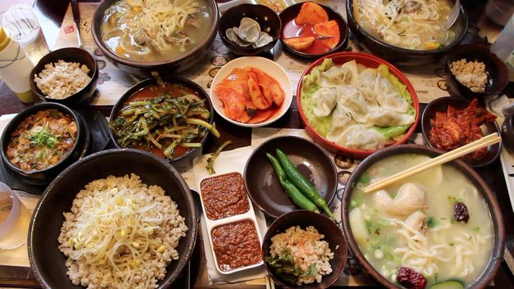 Kang Ho Dong Baekjeong (Korean BBQ Restaurant) 3465 W 6th St, Los Angeles, CA Tel. 213-384-9678 It is one of the most famous and popular Korean BBQ restaurant in LA.…