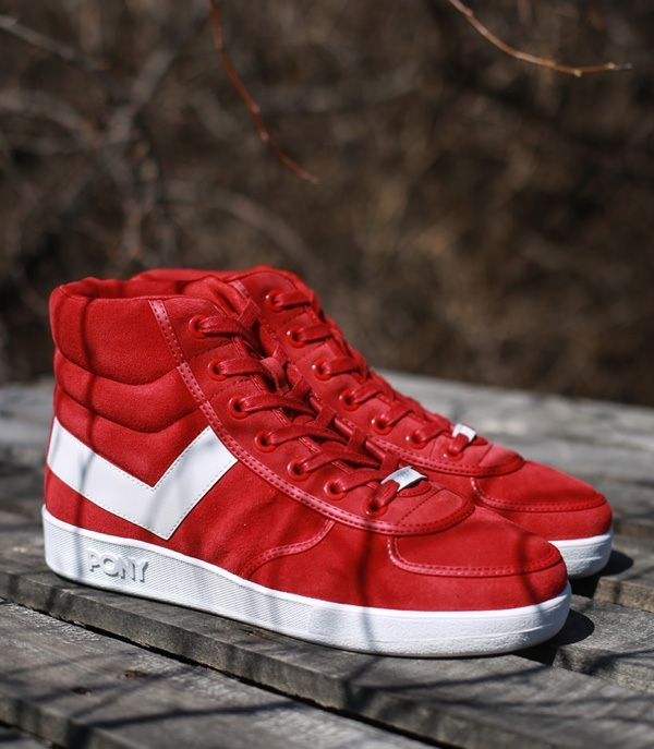32 Best Images About Sneakers: PONY On Pinterest