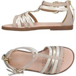 Sandalo JS.Karly-Geox -Bambina  #salndali #bambina #beige #madeitaly @Geox