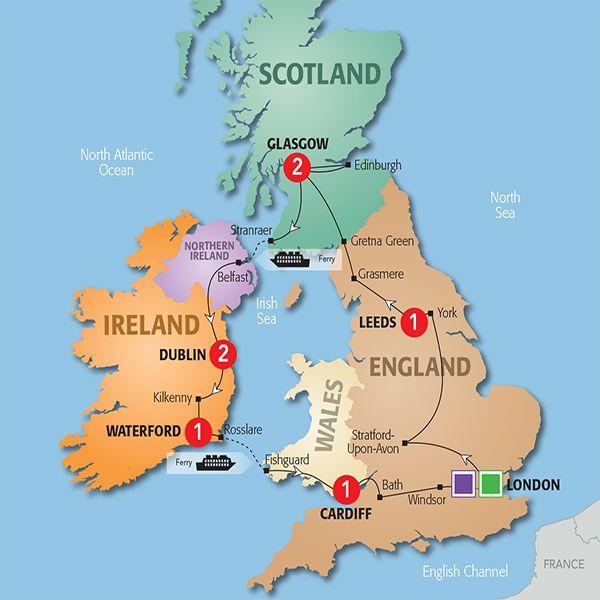 britain and ireland delight 2015 canada trafalgar tours