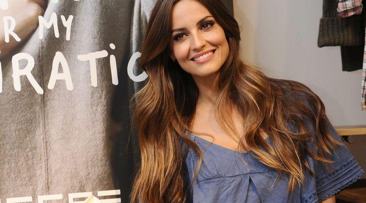 Ariadne Artiles: sutil aclarado de pelo pero espectacular