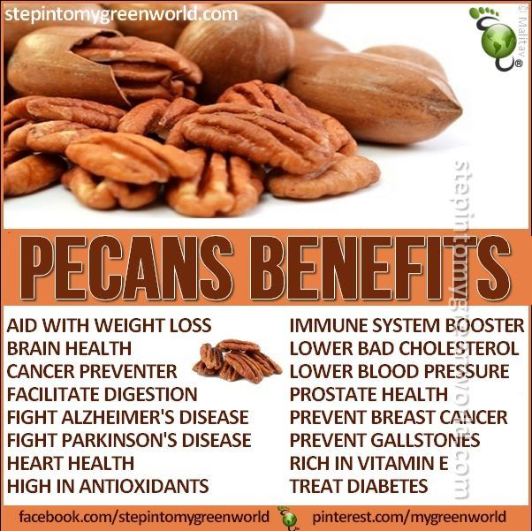 Health Benefits of Pecans - And just the right gift for the business associate or family member. check them out!  http://store.royaltypecans.com