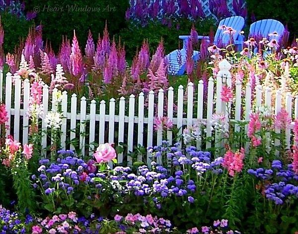 gardens of mackinac island - Google Search~~~ most of the backyard gardens were breathtaking, my dream come true!