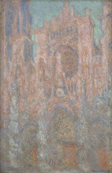 RouenCathedralSerbia05 - Rouen Cathedral (Monet series) - Wikipedia