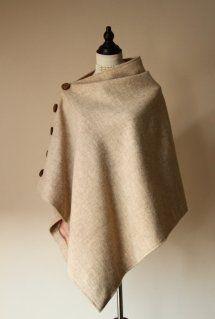 Harriet Hoot Harris Luxury Harris Tweed Capes
