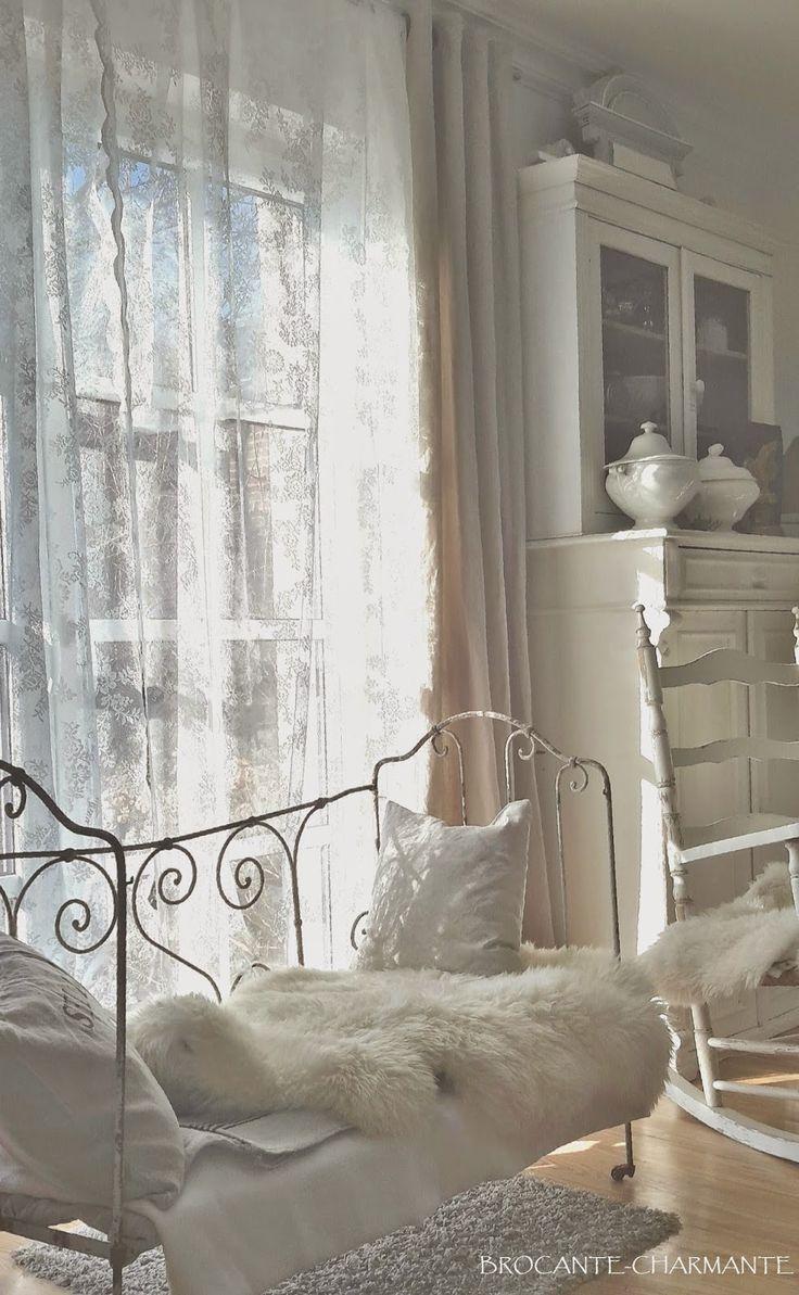 die besten 25+ kurze gardinen ideen auf pinterest | kurze vorhänge ... - Vorhange Wohnzimmer Landhausstil