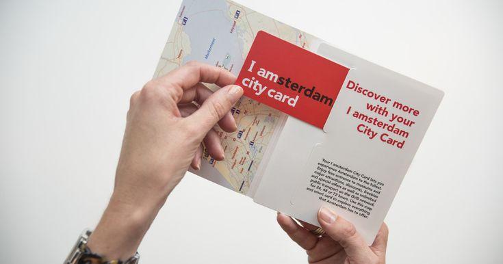 The I Amsterdam City Card