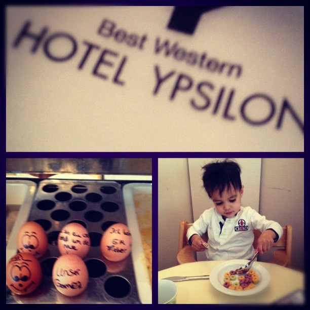 BEST WESTERN Hotel Ypsilon, Essen via @valuableproject-#statigram