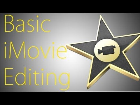 A Beginners Guide to iMovie - YouTube