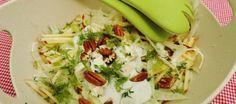 Salade met venkel, appel en blauwe kaas   Lekker Tafelen