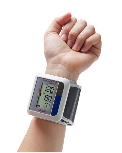 Lifesource UB-351 Automatic Wrist Blood Pressure Monitor | Multi City Health List Price: $59.95 Discount: $32.00 Sale Price: $27.95