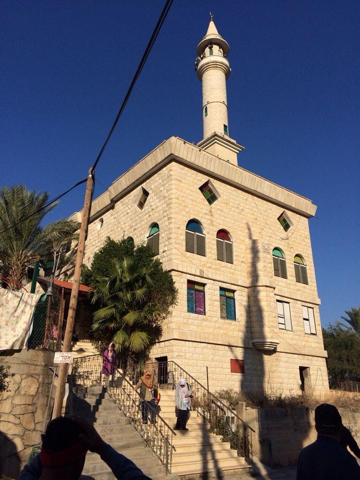 Masjid umat Islam di Israel