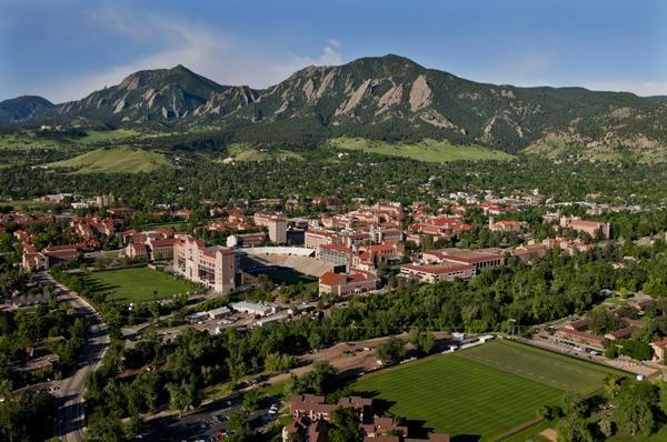 University of Colorado, Boulder, Colorado, USA.