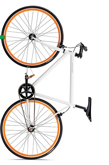 Clug: Tiny, minimalistic bike mount. #Bike_Mount