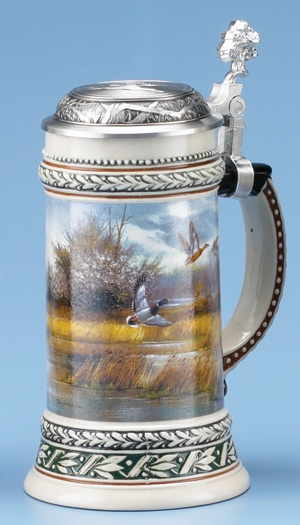 DUCK STEIN - Authentic Beer Steins from Germany