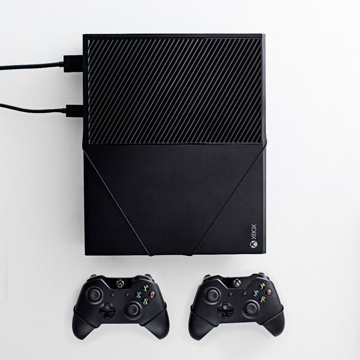 Xbox One wall mount - Bundle - FLOATING GRIP®