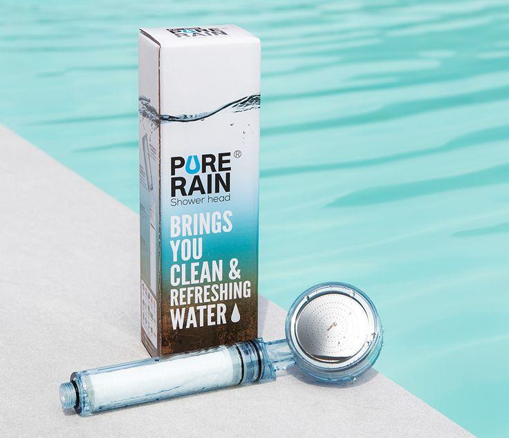 pure rain shower head shower head filter3 filter3 pieces