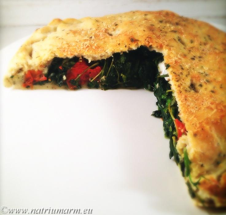 Italiaans gevuld brood II