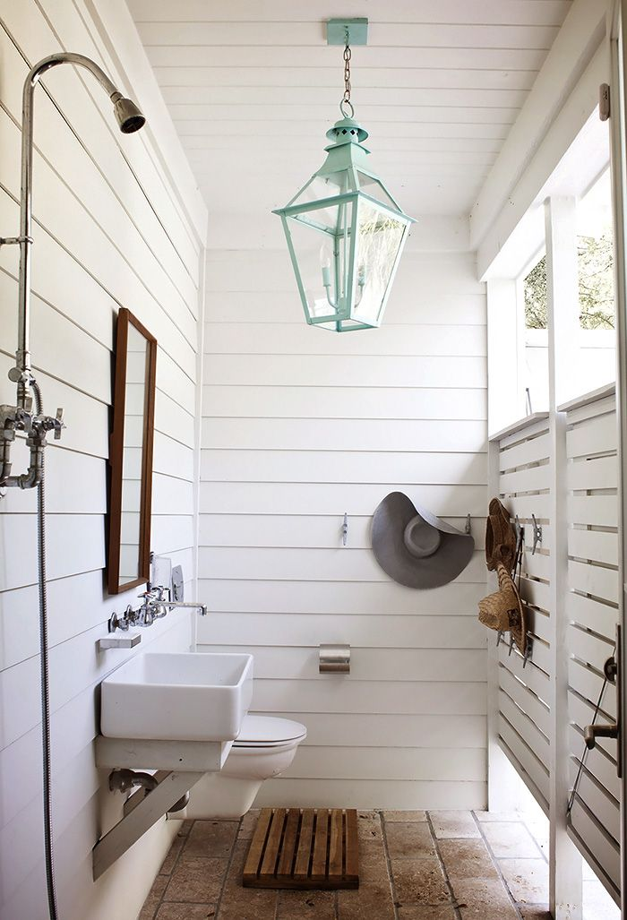 1000 Images About Small Outdoor Bathrooms On Pinterest