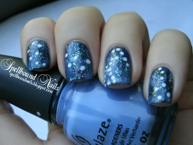 1000 images about outer space art ideas on pinterest for Outer space nail design