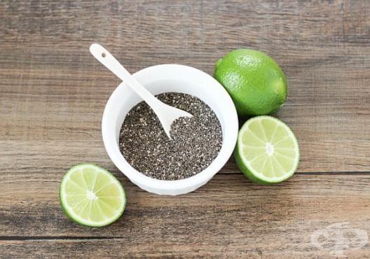 Направете си детоксикираща вода от мед, лимон и чиа - изображение