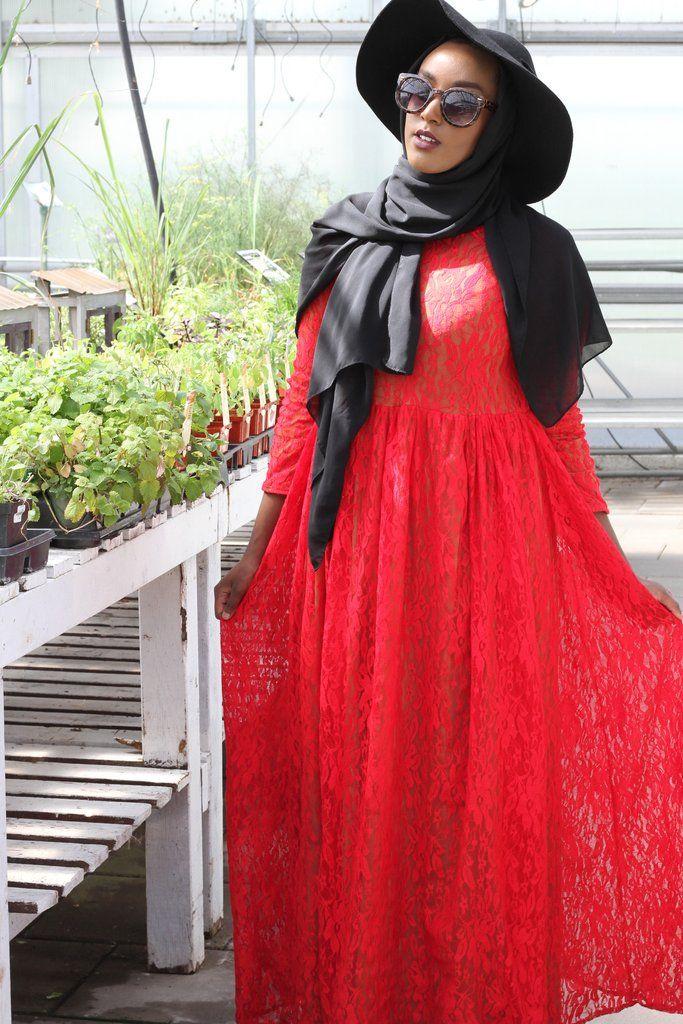 The Safiyaah Gown