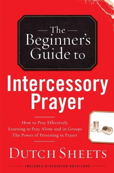 Discover the 13 P's of intercession and make intercessory prayer a part of your life by learning to pray effectively, by learning to pray alone and in groups, and by persisting in prayer.