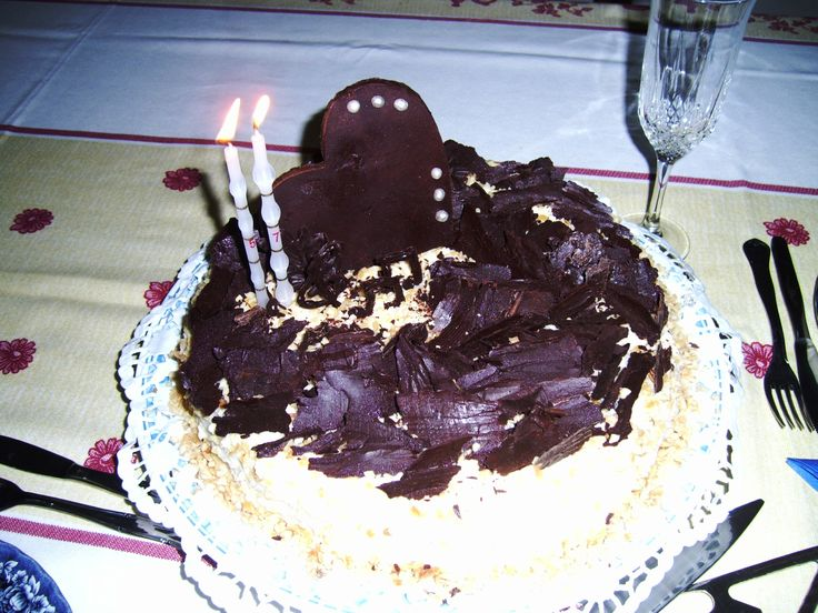 Aniversário do Roger - my sweet heart!