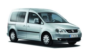 VOLKSWAGEN CADDY 7PAX