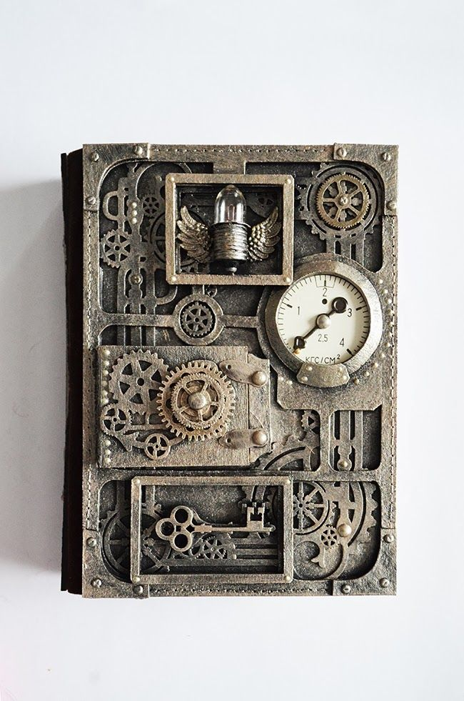 509 best images about steampunk ideas on pinterest for Diy steampunk home decor