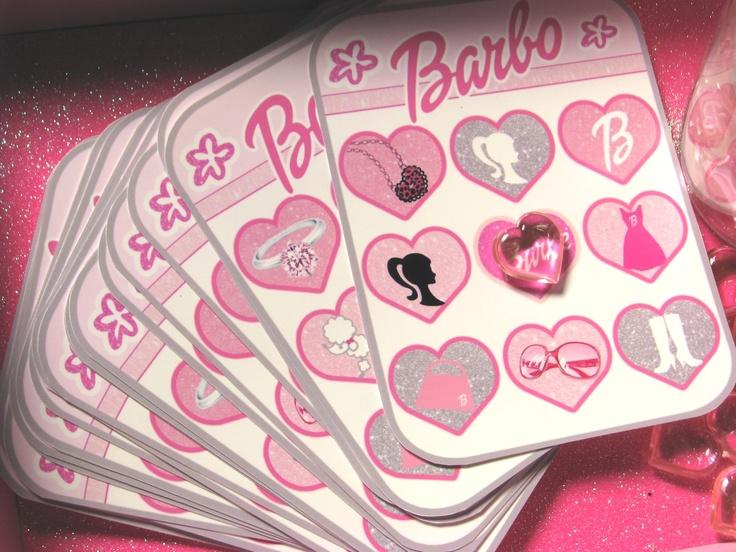 Barbie casino games