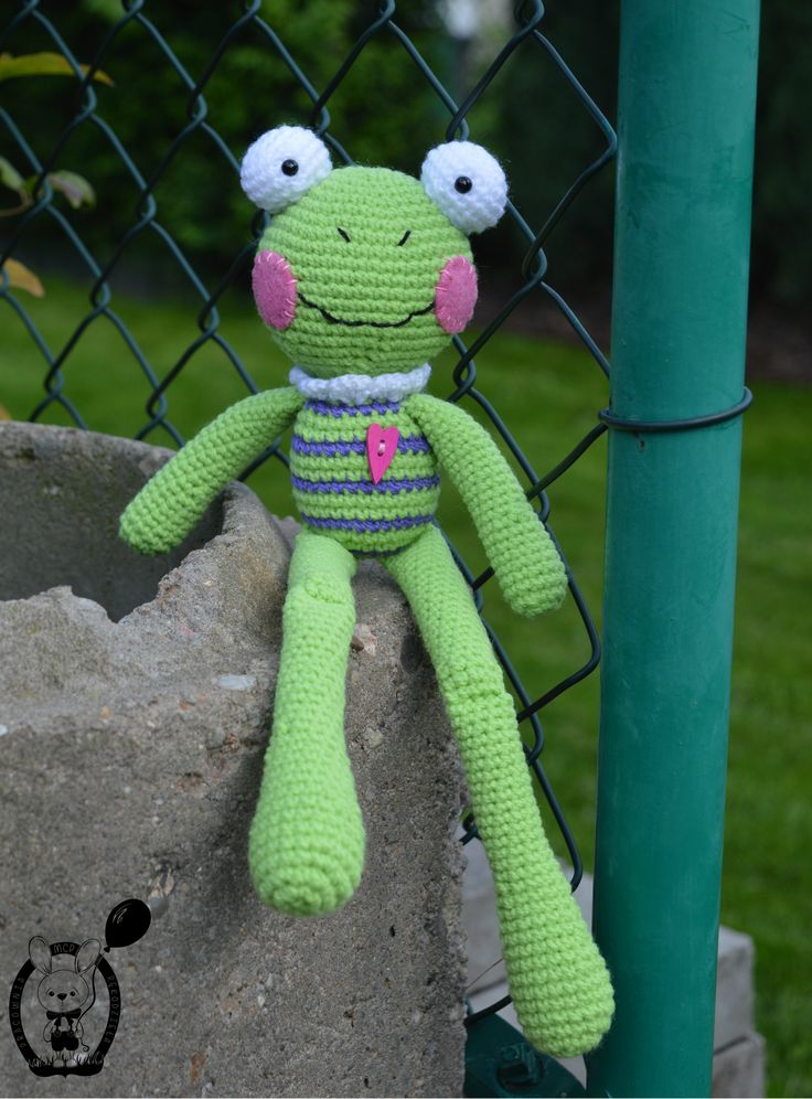 Fabio the Frog