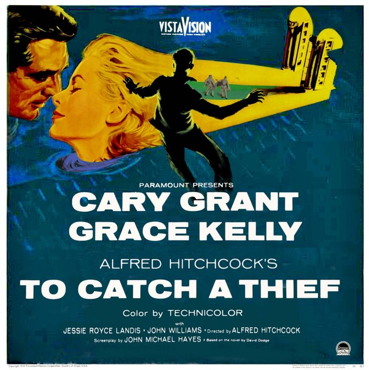 an analysis of to catch a thief by alfred hitchcock Alfred hitchcock cameos  to catch a thief (1955) : sitting to the left of cary grant on a bus the trouble with harry (1955) : walking past a parked limousine the man who knew too much (1956) : watching acrobats in the morrocan marketplace (his back to the camera.