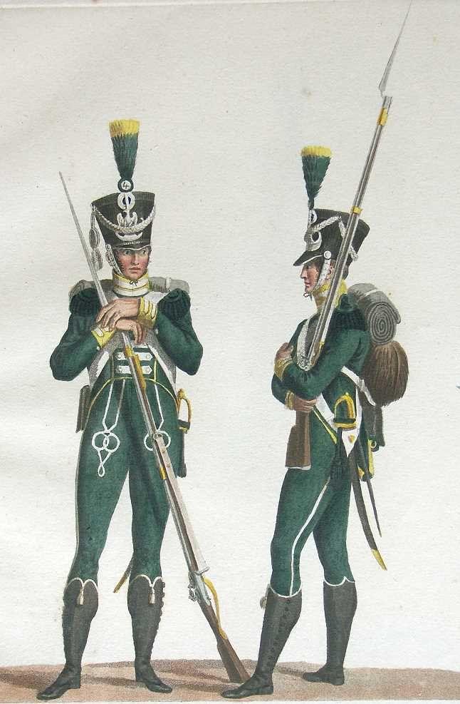 Chasseurs of the GuardSauerweid11b.jpg (646×987)