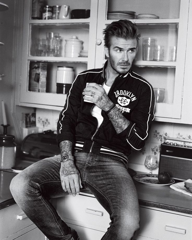 David Beckham Joins Forces with L'Oreal to Launch House 99 ➤ To see more news about luxury lifestyle visit Coveted Edition at www.covetedition.com #Covetedmagazine #davidbeckham #loreal #house99 #cosmetics #fashion #beckham #luxury #design