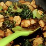 our favorite weeknight recipe: 20-minute teriyaki chicken and broccoli!! we seriously make this at least every other week. it's a great alternative to take-out! get this on your menu now: http://www.tablefortwoblog.com/easy-20-minute-teriyaki-chicken-and-broccoli/