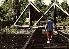 #PostApocalyptic #Child http://www.pasche.fi #photography #WesleyPasche