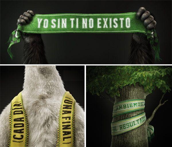 Greenpeace presenta su nuevo himno con la mejor afición del planeta   Greenpeace España