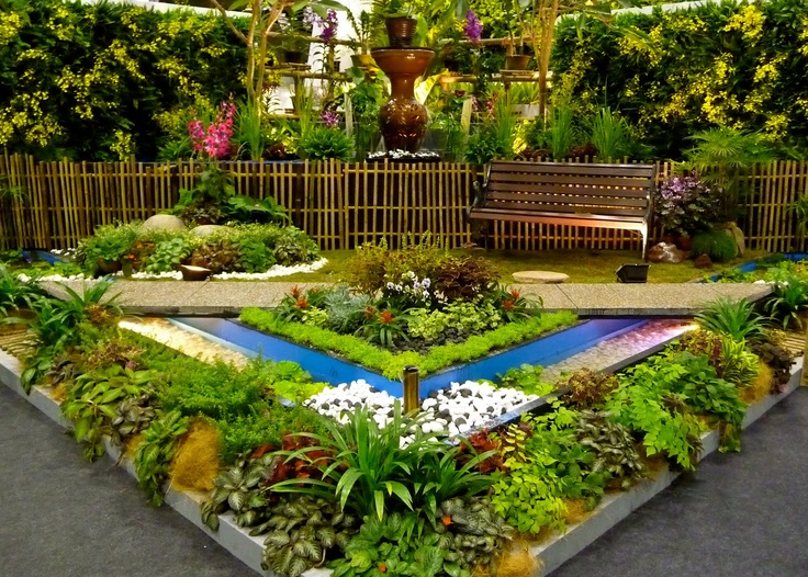 Superior Home Flower Garden Ideas