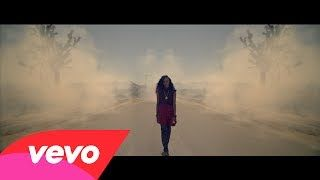 """Love the lyrics they are soo powerfull and also love the video. """" I'm trying to outrun my past, but still trying to defeat my limits Cause you only get one moment in this life to be great And you can give it your all despite what it takes And you never let 'em kill you""""  Angel Haze - Battlecry ft. Sia"""
