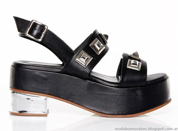 Ricky Sarkany primavera verano 2014. Zapatos y Sandalias.