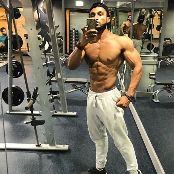 New The 10 Best Home Decor With Pictures I M Pumped Up Shamsheer Me Saanidh Fit Aestheticnation Aesthetic Aes Bodybuilding Gym Trainer Male Physique