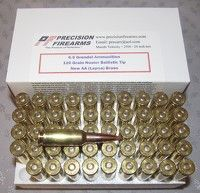 6.5 Grendel Lapua Brass Nosler and other 6.5 rounds available here