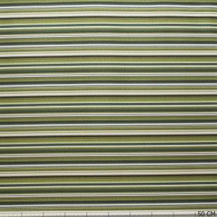 Outdoor Sunproof Stripe Multi Colour Lime