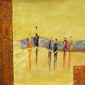 Obraz - Zlatá cesta
