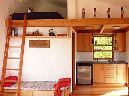 utilizar espaço em cima da cozinha