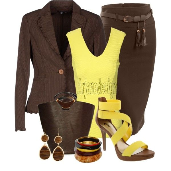 229 best Attire for the Office Staff Tuesday images on Pinterest | Work outfits Feminine ...